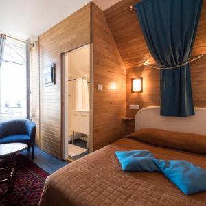chambre-bord de mer Bénodet, Armoric Hotel