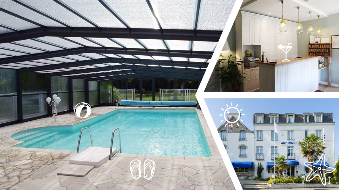 Piscine-hotel-bénodet-Armoric