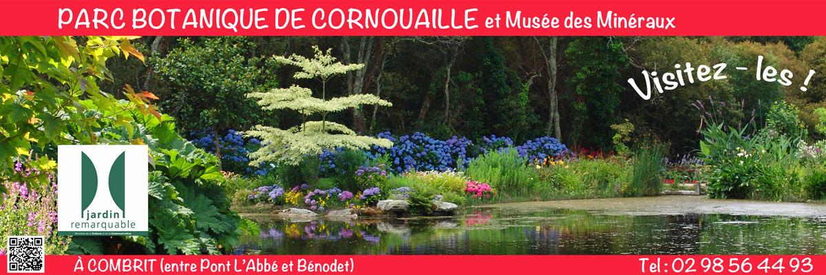 Le jardin botanique de cornouaille armoric h tel b nodet - Jardin botanique de cornouaille ...